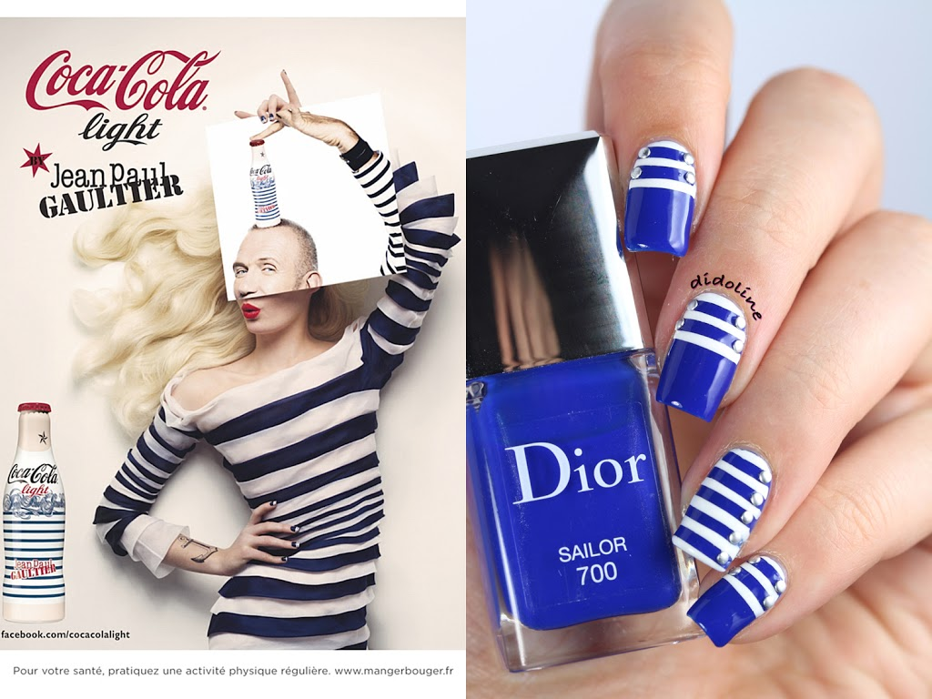 Fashion Friday - Jean Paul Gaultier - Dior - Sailor