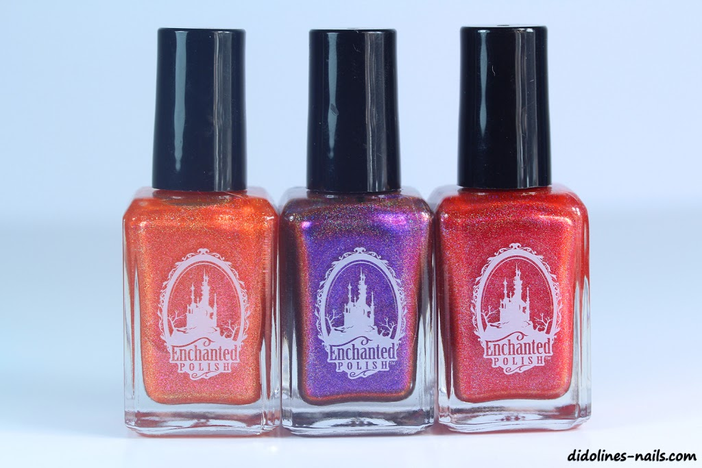 Enchanted Polish - May 2014, June 2014, July 2014