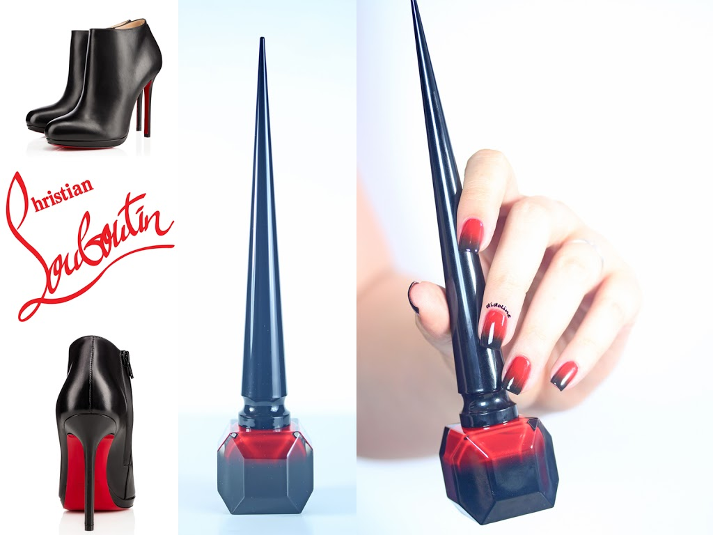 Fashion Friday Nails - Rouge Louboutin